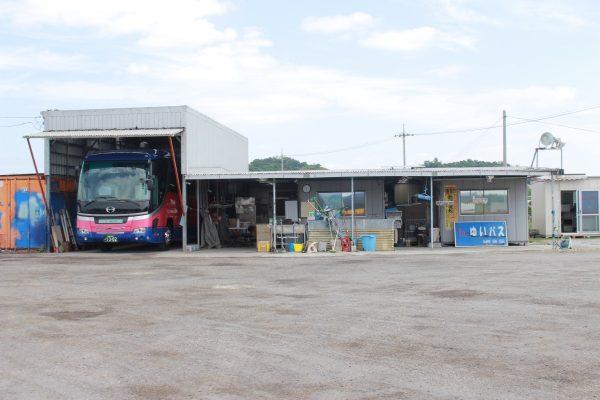 沖縄・貸切バス(ゆいバス)