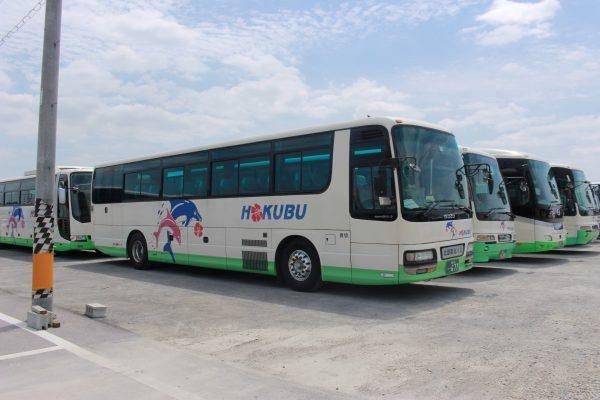 沖縄・貸切バス(北部観光)