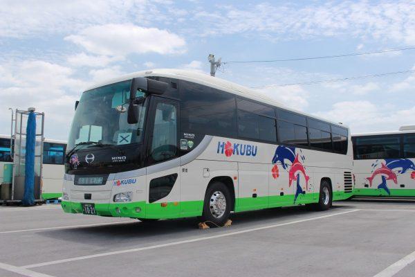沖縄・貸切バス(北部観光)大型バス