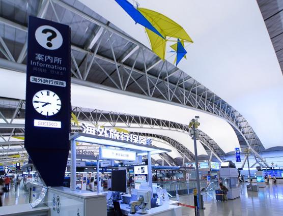 関西国際空港ロビー