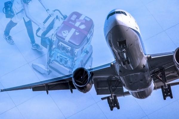 空港・荷物