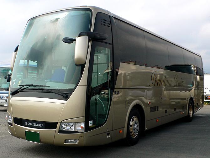 VIPバス - 外観