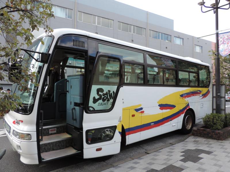 中型バス - 外観