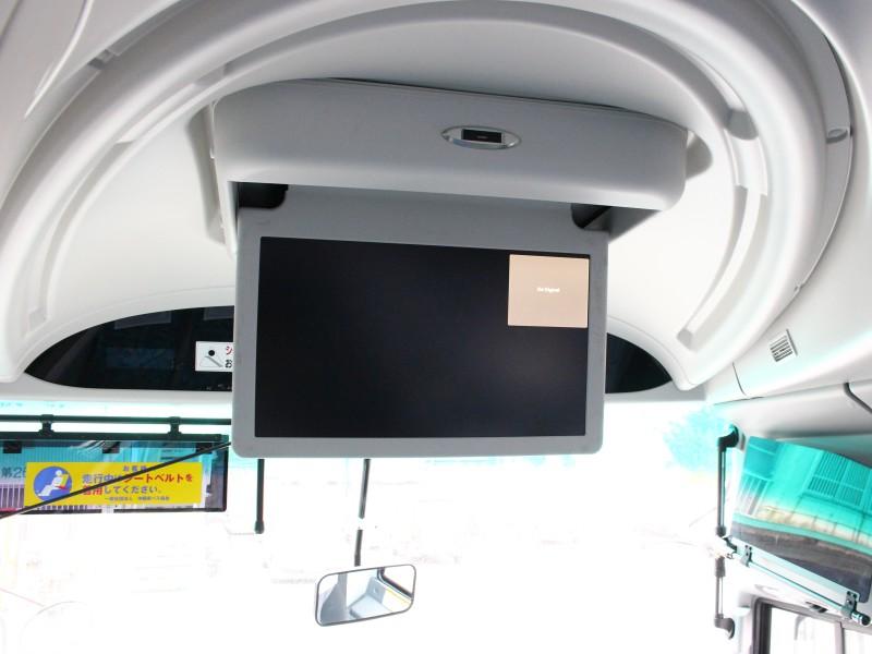 貸切バス - モニター