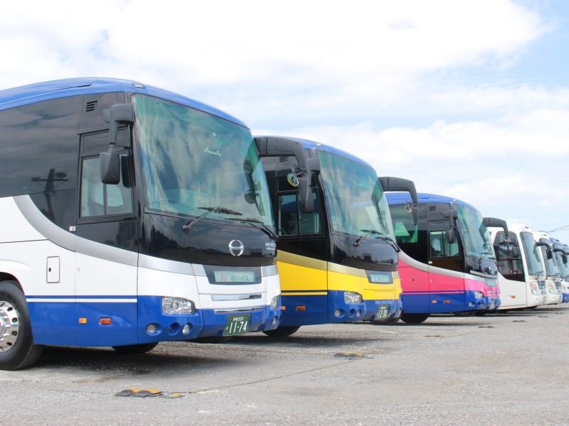 大型バス型バス