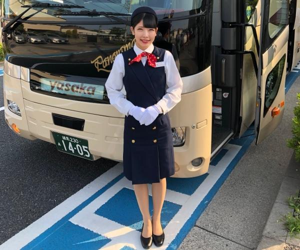 貸切バス オプション バスガイド