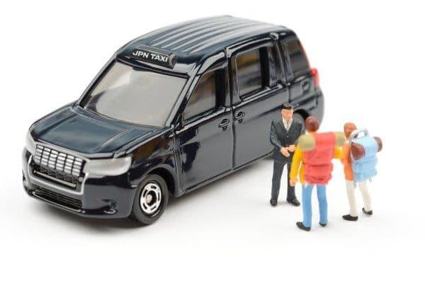 ジャンボタクシー(貸切バス) VS 定額タクシー